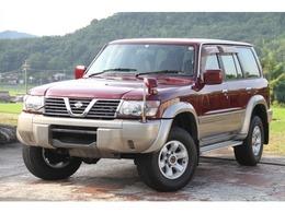 日産 サファリ 4.5 グランロードリミテッド 4WD キーレス 禁煙車 塗装済 車検整備付
