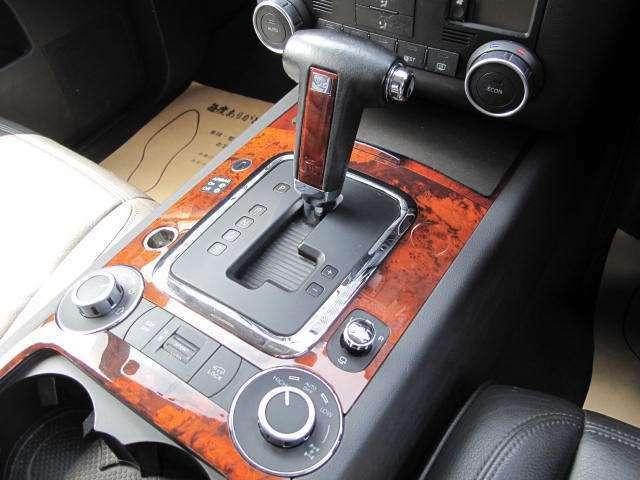 4WD切替えS/W&ハイトコントロールS/W
