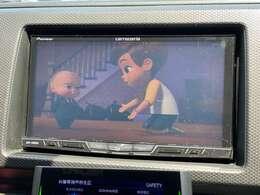 パイオニアカロッツェリアナビフルセグTV装備で走りだけでなく渋滞も苦になりません!!