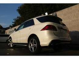 人気のSUVモデル!GLE350d 4マチック スポーツ入庫です!外装は人気のダイヤモンドホワイトを配色!