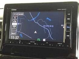 ホンダ純正「VXM-184VFi」装備しております。Bluetooth・DVD再生・フルセグ対応です。