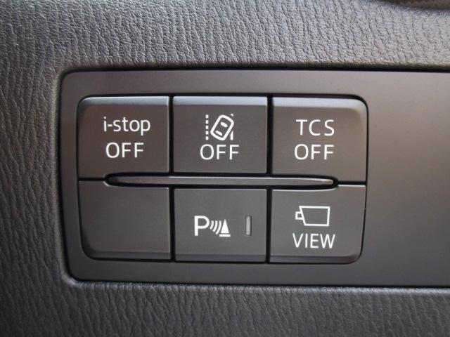 TCS(トラクションコントロールシステム)&DSC(横滑り防止機構)やBSM(隣車線上の側・後方からの車両接近を通知)、LDWS(車線逸脱警報システム)で安全運転をサポート!