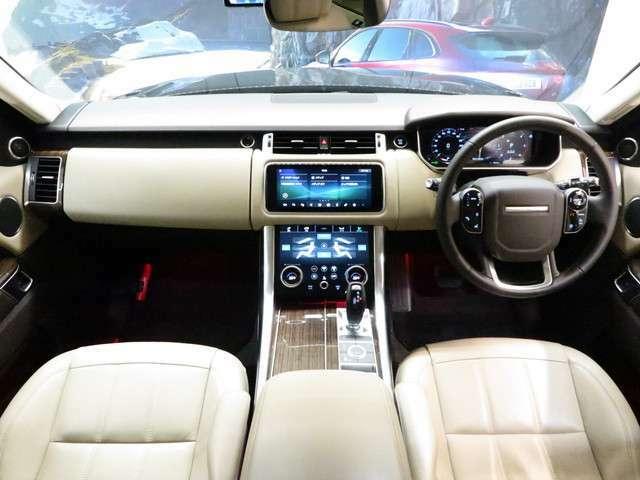 内外装そして心臓部にいたるまでコンディションに優れた上質な認定中古車です。ランドローバー正規ディーラーならではの取り扱いです。安心してお使いになれます。