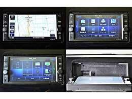 【ディーラーOP】7インチ純正メモリーナビゲーション(MJ119D-WM・ベーシックタイプ)+フルセグテレビ/Bluetoothオーディオ・ハンズフリー対応・CD再生機能