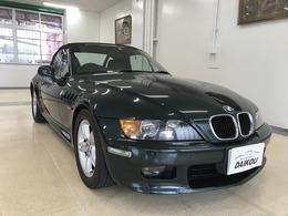 BMW Z3 ロードスター 2.0・純正アルミホイール手動幌右ハンドル