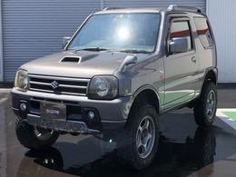 スズキ ジムニー 660 ワイルドウインド 4WD リフトアップ ETC アルミ