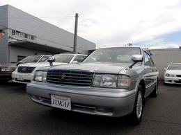 トヨタ クラウンセダン 3.0 ロイヤルサルーン ベンコラ 6人乗り 走行62000キロ