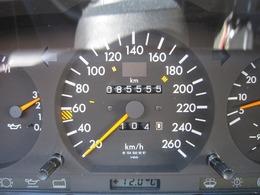 走行92000km