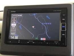 ホンダ純正「VXM-194VFi」装備されています。Bluetooth・DVD再生・フルセグ対応です。