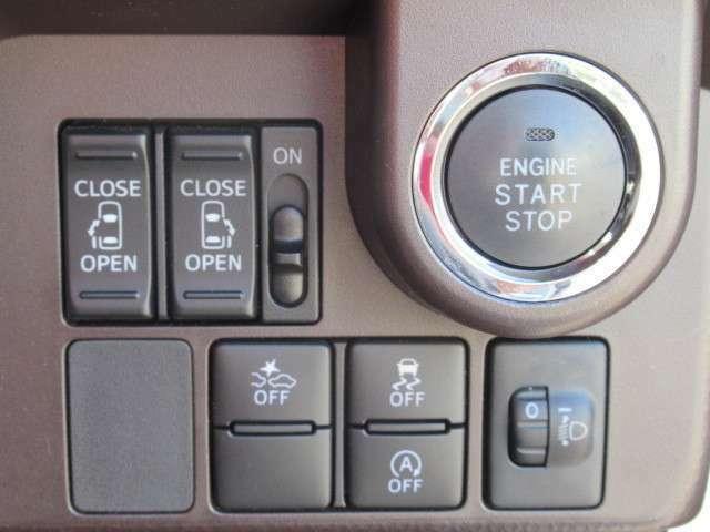 トヨタの安全装備が付いているので安心ですね♪