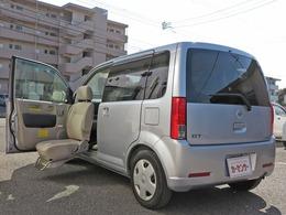 日産 オッティ 660 E アンシャンテ 助手席スライドアップシート 片側パワースライドドア キーレス