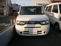 日産 キューブ 1.5 15X Mセレクション 車検2年・整備・保証付・HDDナビ・ETC
