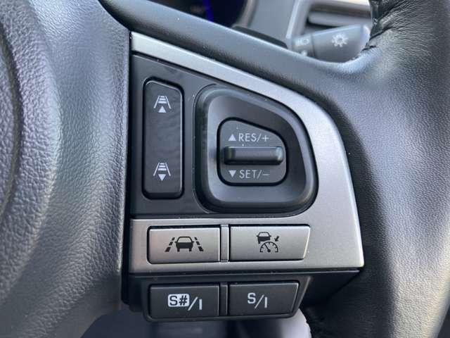 ◆全車速追従機能付クルーズコントロール【高速道路で0km/hから100km/hの広い車速域で先行車に追従走行。アクセルを離しても一定速度で走れる装備です。】◆ステアリングヒーター