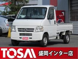 ホンダ アクティトラック 660 SDX 4WD 5速マニュアル パワステ 純正ラジオ