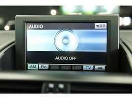 【純正HDDナビ】bluetoothやフルセグTVの視聴も可能です。高性能&多機能ナビでドライブも快適ですよ。