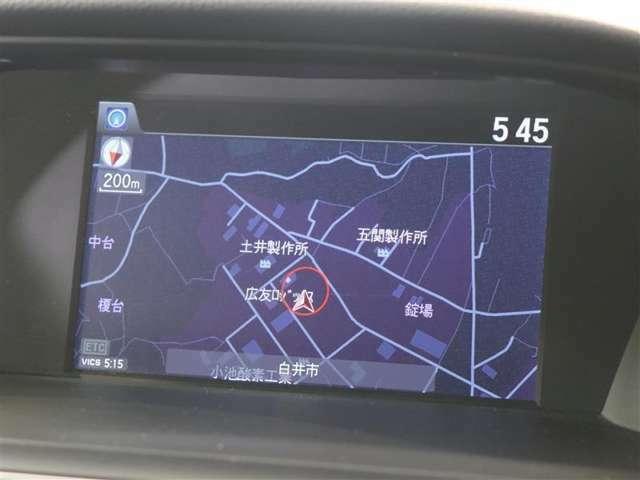 Bluetooth対応ビゲーション付きで快適なドライブを。