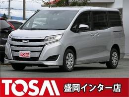 トヨタ ノア 2.0 X 4WD トヨタセーフティセンス 社外SDナビ