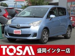 トヨタ ラクティス 1.5 X 4WD 社外CD ETC キーレス