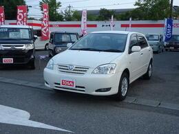 トヨタ アレックス 1.5 XS150 G エディション 4WD 走行3万KM オートAC 純正オーディオ
