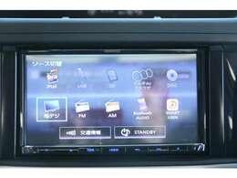 【SDナビ】SDナビ搭載!BluetoothオーディオやSD再生など多彩な音楽再生、TVまで見れる高性能ナビです!長距離のお出かけにも便利です。