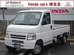 ホンダ アクティトラック 660 SDX 4WD ワンオーナ エアコン P/S 4WD 5M/T