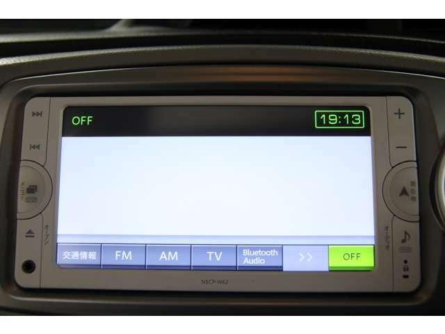 【SDナビ】SDナビ搭載!Bluetoothオーディオなど多彩な音楽再生、ワンセグTVまで見れるナビです!長距離のお出かけにも便利です。