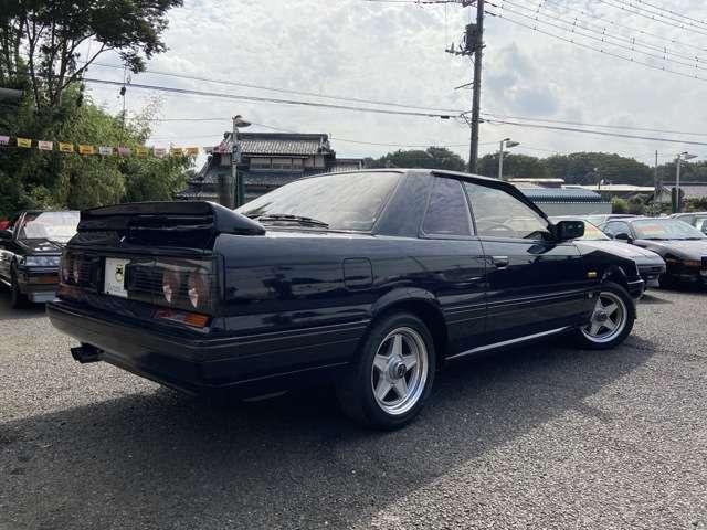 GTS-R専用色BG8ブルーブラックに全塗装したのでとても綺麗です!