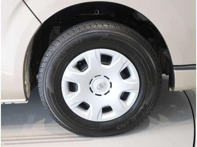 タイヤサイズは195/80R15☆