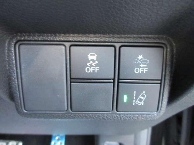 安心安全のホンダセンシング搭載♪ 衝突軽減ブレーキ&レーンキープ機能&横滑り防止機能搭載♪