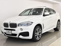 BMW X6 xドライブ 50i Mスポーツ 4WD SR黒革 左H Fコンフォートシート 4ゾーンAC