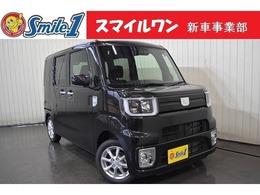 ダイハツ ウェイク 660 L リミテッド SAIII 新車/装備10点付 7型ナビ ドラレコ