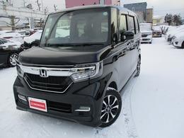 ホンダ N-BOX カスタム 660 G L ホンダセンシング 4WD LEDヘッドライト・ナビTV・Bカメラ