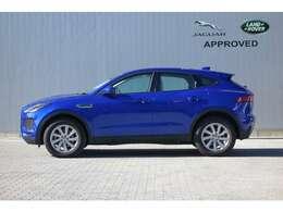 Eペイスはスポーツカーに迫るパフォーマンスとSUVならではのユーティリティーを兼ね備えた車です。
