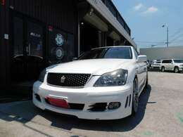 当店は、国産車だけでなく、輸入車も取り扱っております。ぜひいろんなお車を見ていただき、お客様の気に入ったお車をお探しください。