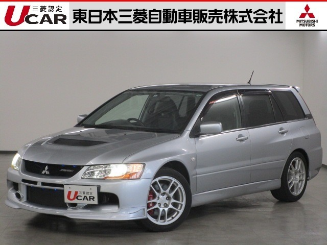 ☆ランサーエボリューションワゴン GT 6速マニュアル☆