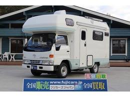トヨタ カムロード バンテック ジル 冷蔵庫 トイレ リアクーラー 架装部TV