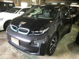 BMW i3 レンジエクステンダー 装備車 本皮シート・シートヒーター・LEDライト