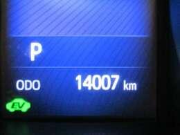 走行距離はおよそ14,000Kmです。