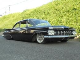 シボレー ビスケイン 1959モデル 2ドア エアサス スムージング