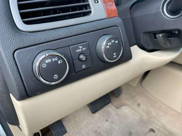 オートライトスイッチ・4WD切り替えスイッチ
