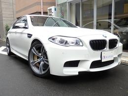 BMW M5 コンペティション パッケージ MカーボンセラミックB
