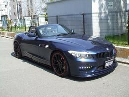 BMW Z4 sドライブ 23i レイズ19AW レカロシート 外マフラー