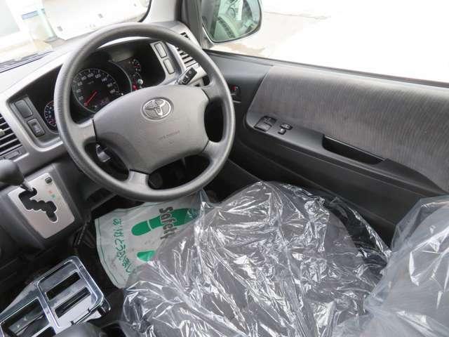運転席画像1