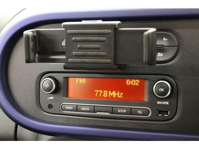 AM/FMラジオを楽しんで頂けます。!USBとAUXを繋ぐこともできます。