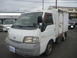 日産 バネットトラック 冷蔵冷凍車