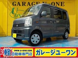 スズキ エブリイワゴン 660 JPハイルーフ キーレス CD ABS 一年保証