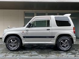 三菱 パジェロミニ 660 デューク 4WD 寒冷地仕様車マナレイAWブリジストンケース