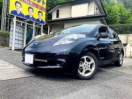 日産 リーフ X 7セグ残 シートカバー 禁煙車
