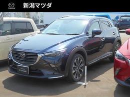 マツダ CX-3 1.8 XD Lパッケージ ディーゼルターボ 4WD 6速MT車 白革シート ナビ ETC