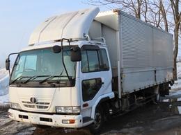 UDトラックス コンドル 6.2mボディ エアサス ウィングPゲート 6.2mボディ エアサス ウィング Pゲート